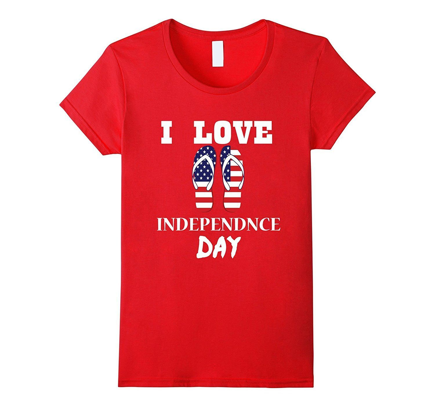 7237ce257 I LOVE THIS INDEPENDNCE DAY T-shirt