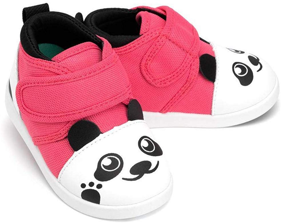 ikiki Owl Squeaky Shoes for Toddlers