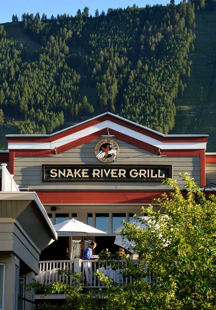 Snake River Grill In Jackson Hole   American Grill And Fine Dining, Located  In Downtown Snakerivergrill.com Local 307.733.0557