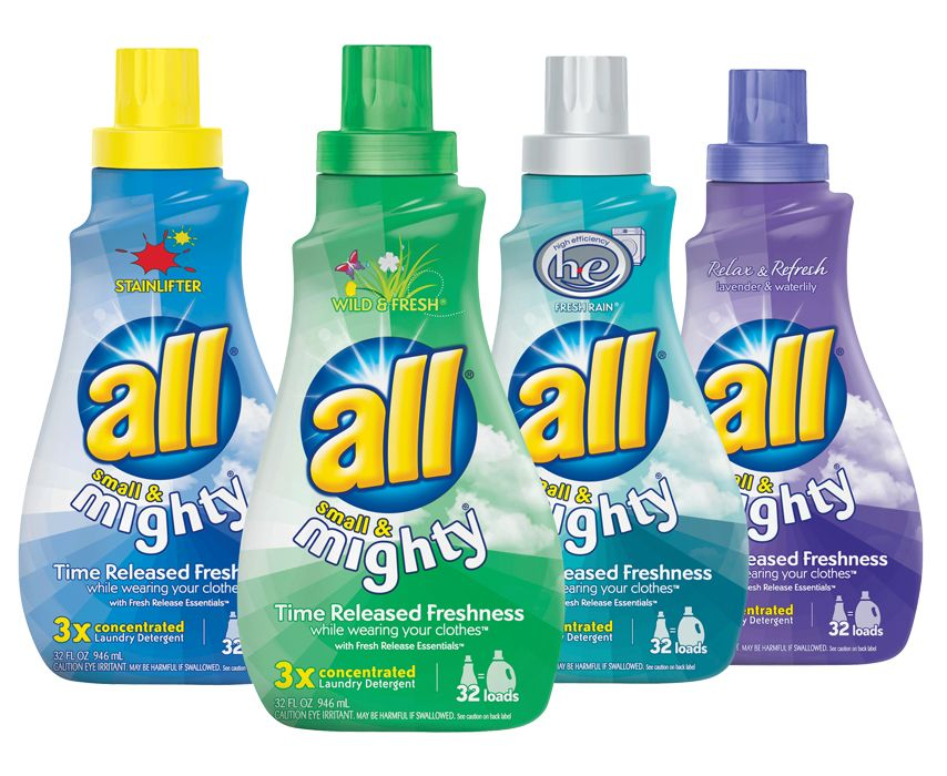 All Detergent Pricematch Laundry Detergent Printable Coupons