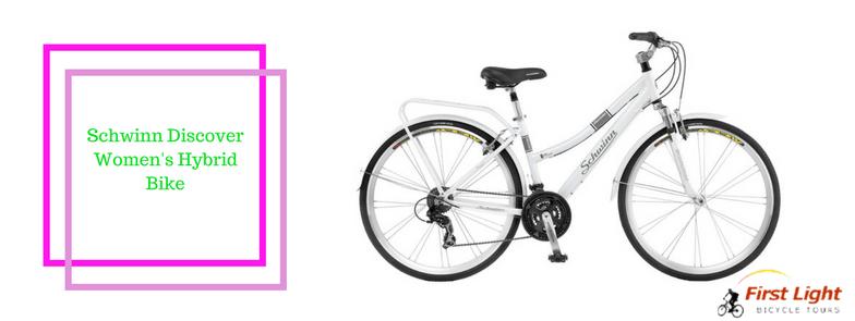 Schwinn Discover Women S Hybrid Bike 700c Wheels Reviews 2020 Hybrid Bike Schwinn Bike