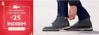 Online Alisveris Lacoste Ayakkabi Lacoste Sandalet Cizmeler