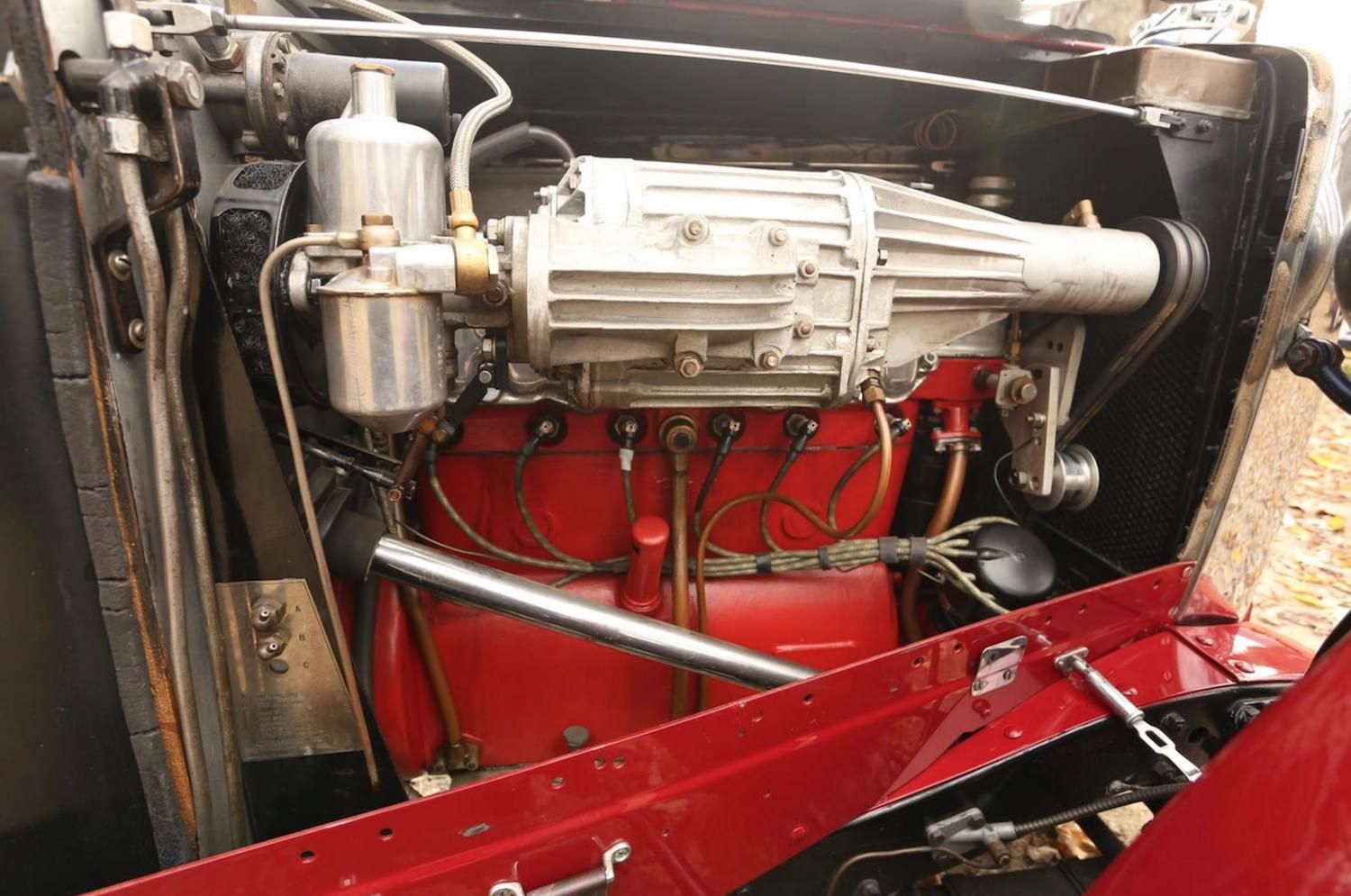 Supercharged MG ND Magnette Racer | auto | Mg cars, Foto