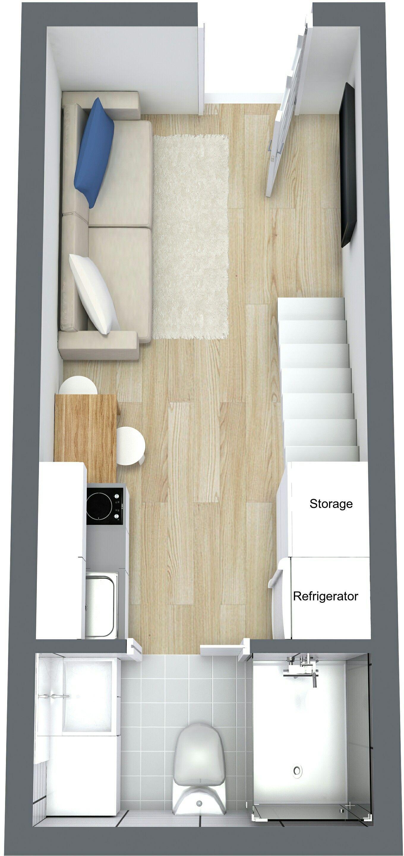 Schon Casa Container Com Cama Loft