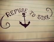 Refuse to sink #anchor