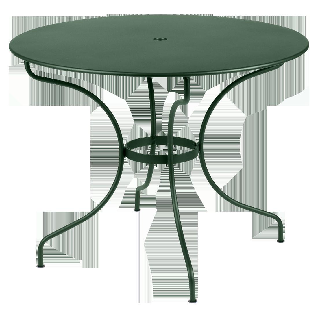 Jetzt Bei Desigano Com Opera Tisch Rund Gartenmobel Gartentische Von Fermob Ab Euro 229 00 Leichtigkeit Und Eleganz Metall Esstisch Gartentisch Metalltische
