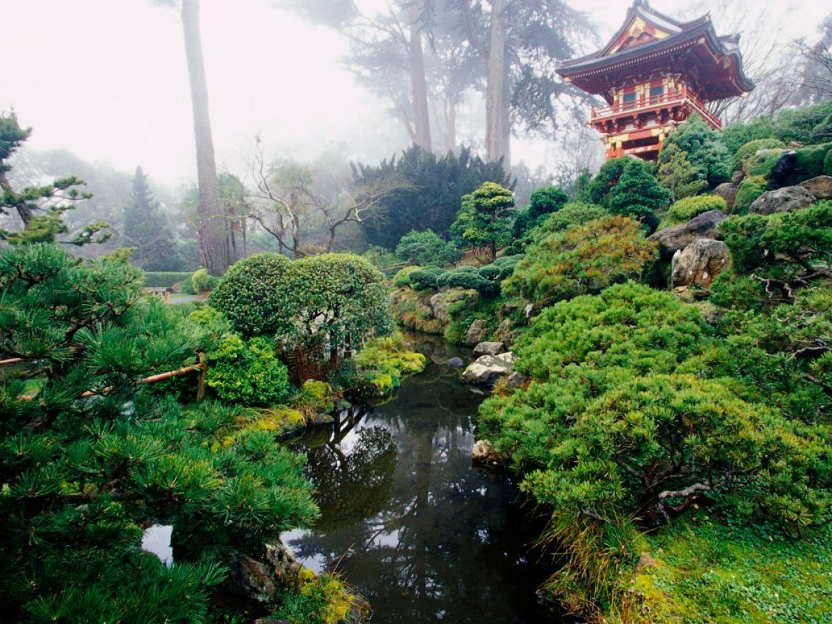 japanese tea garden san francisco Japanese garden