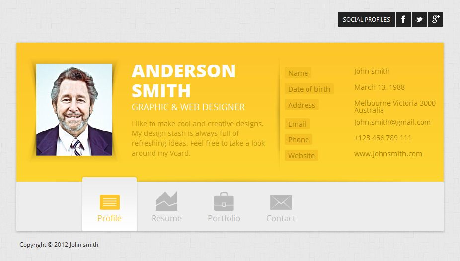 Zwin - Responsive Vcard Template Cv template and Resume cv - wordpress resume template