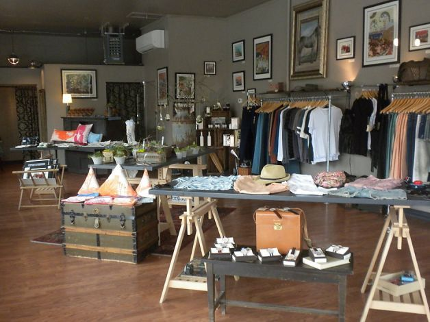 Wine Country  Mercantile Shop: