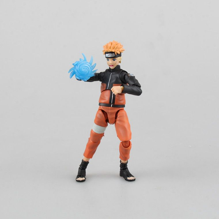 Anime Naruto Shippuden Uzumaki Naruto PVC Figure S.H Figuarts Collection SHF Toy