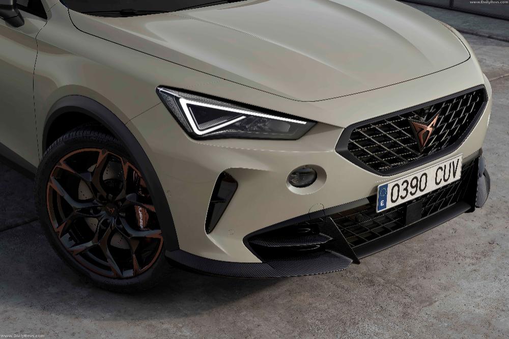 2022 Seat Cupra Formentor Vz5 Dailyrevs In 2021 Industrial Design Trends Automotive News Automotive
