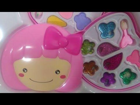 لعبة المكياج الحقيقي للبنات العلبة على شكل بنوتة العاب بنات فقط ال Baby Minnie Mouse Baby Minnie Minnie