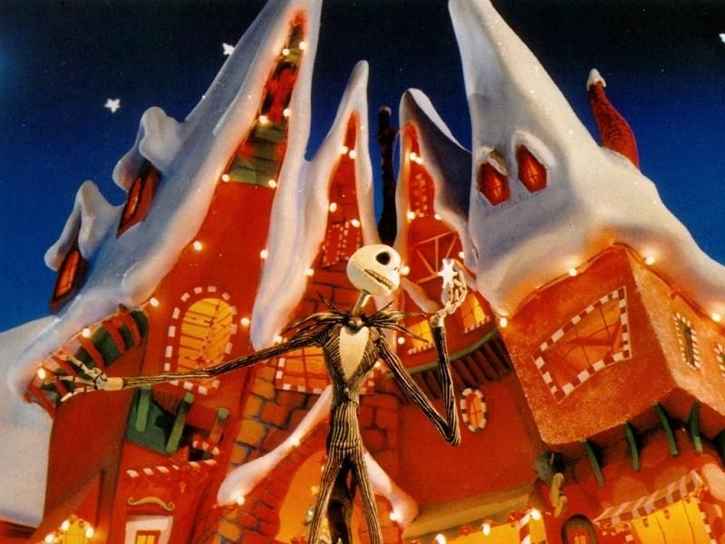 A nightmare before Christmas town :) | Christmas | Pinterest | Tim ...