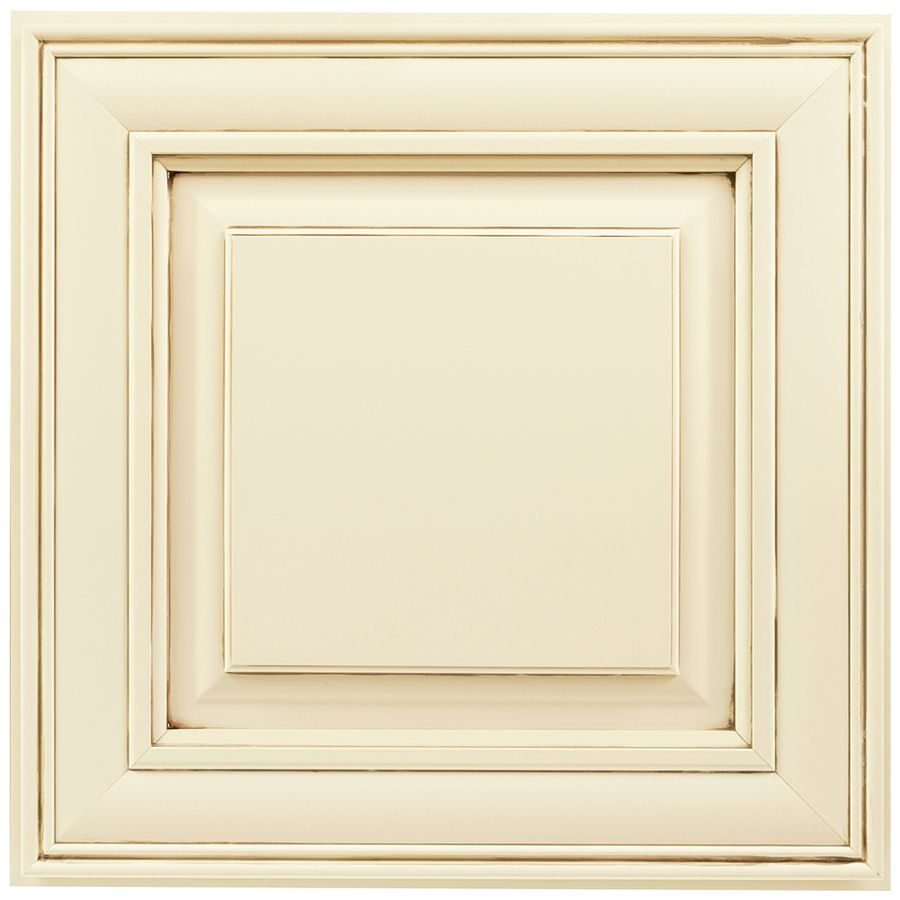 ... in x 14.56-in Hazelnut Glaze Maple Square Cabinet Sample at Lowes.com