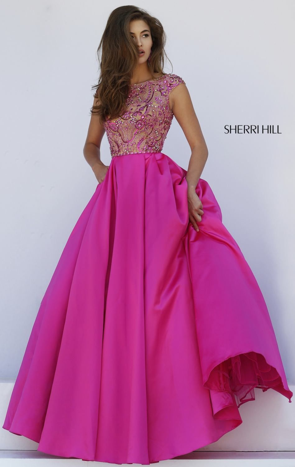 Sherri Hill 32359 - Thumbnail 11 | I love Dresses | Pinterest ...
