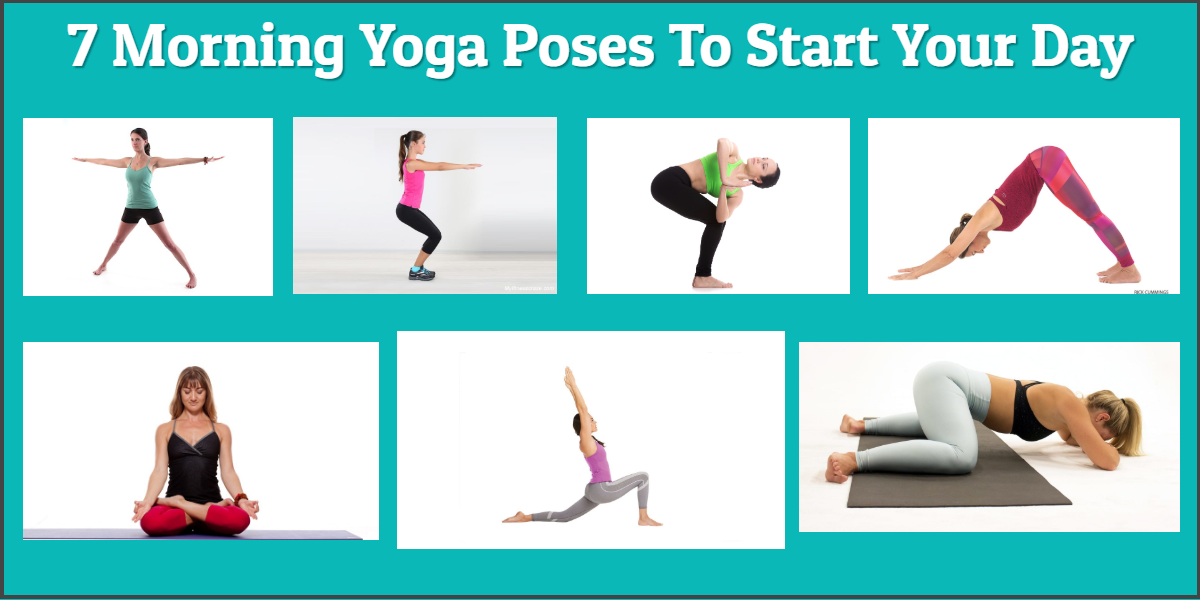 7 Morning Yoga Poses To Start Your Day Anirban Borah Medium 6 Yoga Poses You C Anirban Borah Day Medium Morning Yoga Morning Yoga Poses Cool Yoga Poses
