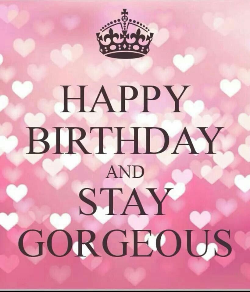 happy birthday gorgeous meme Stay gorgeous | Happy birthday | Happy birthday, Birthday, Happy happy birthday gorgeous meme