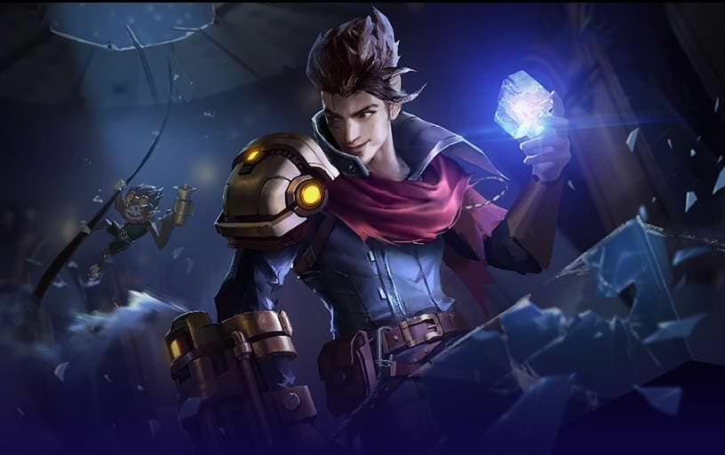 Claude Mobile Legends New Hero Gambar Animasi Gambar Karakter