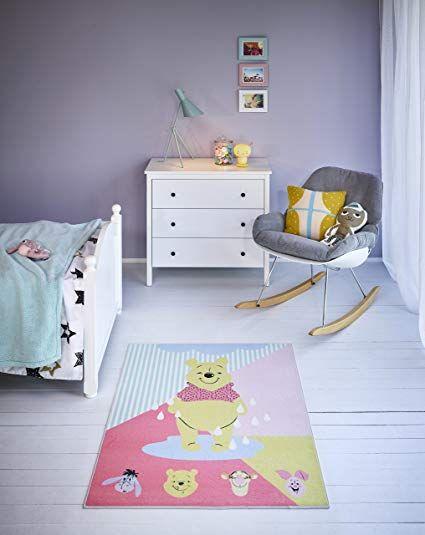 Aminatakids Teppich Kinderzimmer Jungen Mädchen Disney