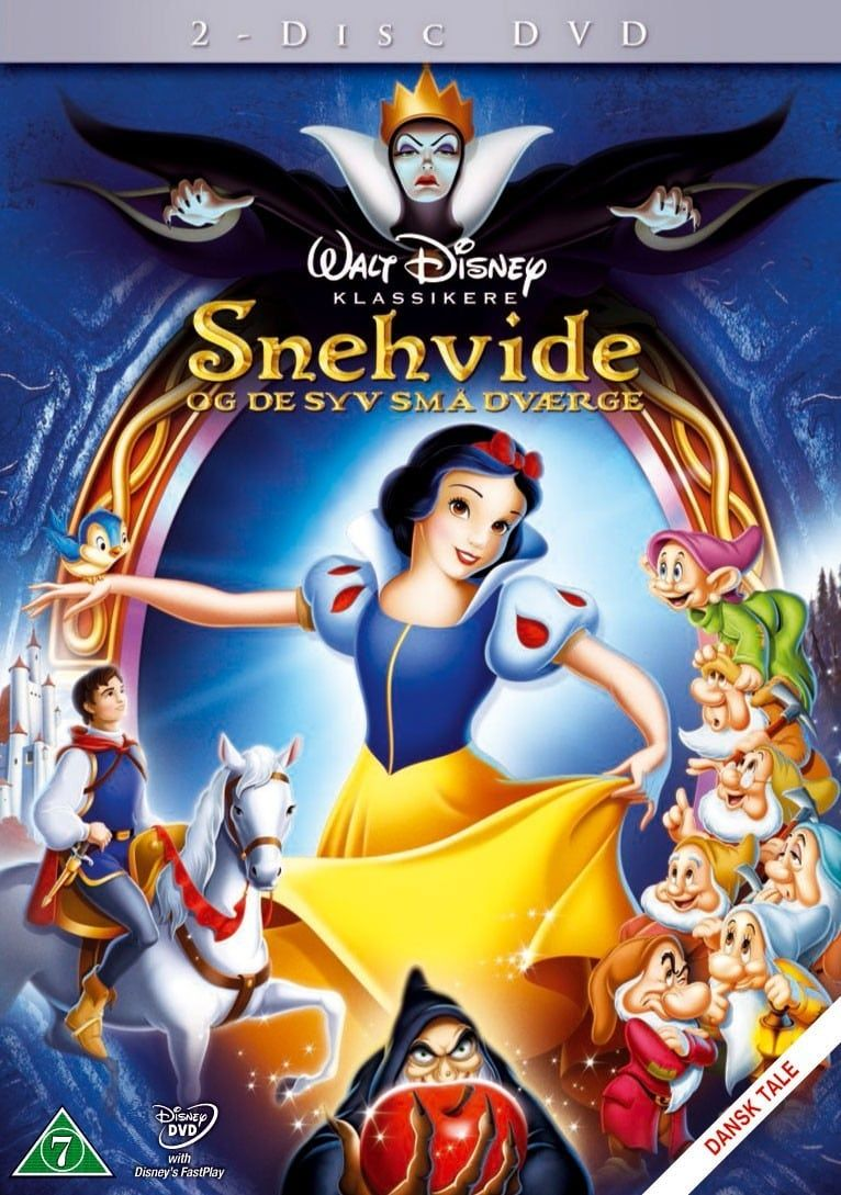 Snow White And The Seven Dwarfs  Full Online Movie