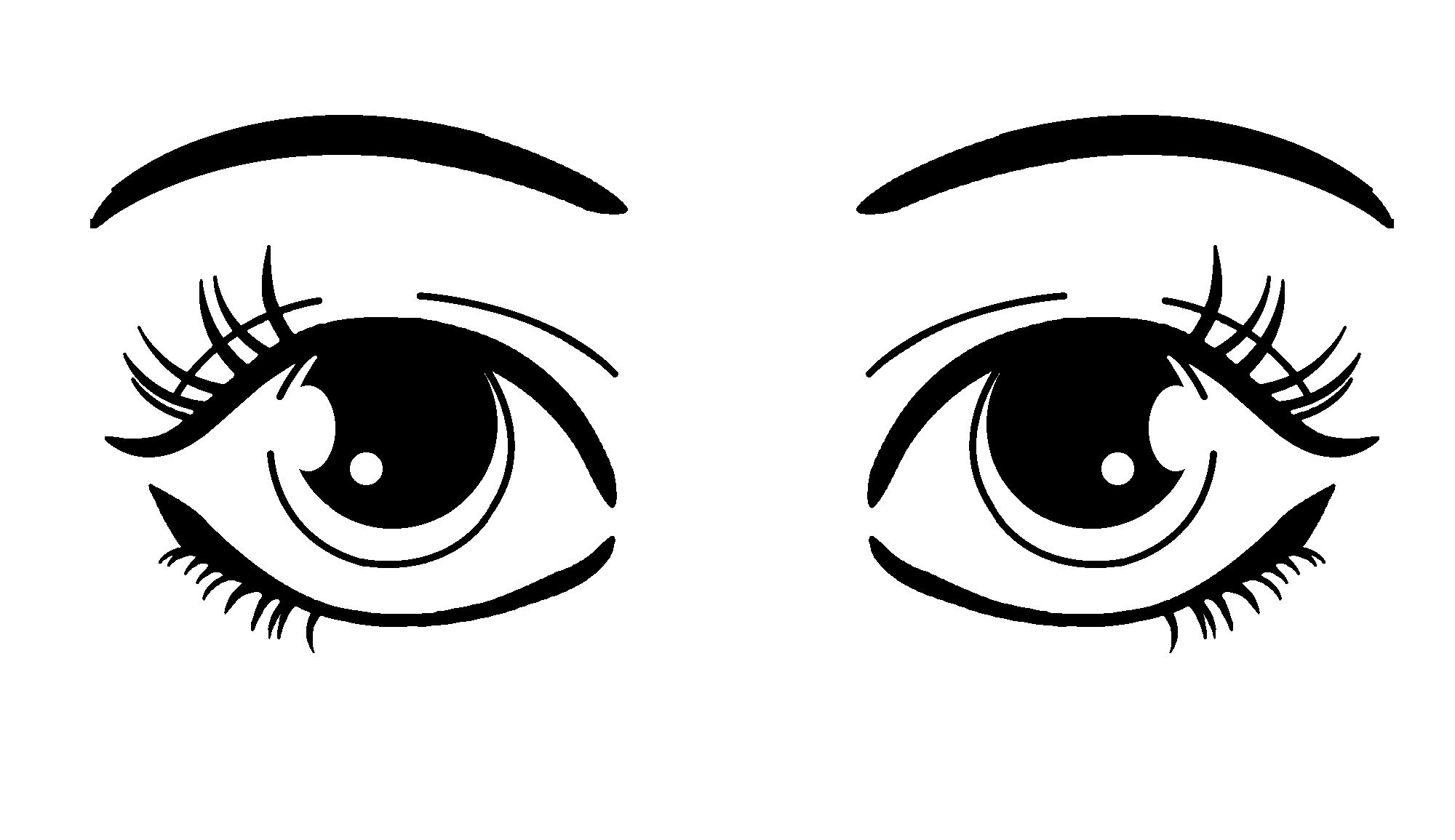 Eyes Looking Clipart Images Pictures Becuo
