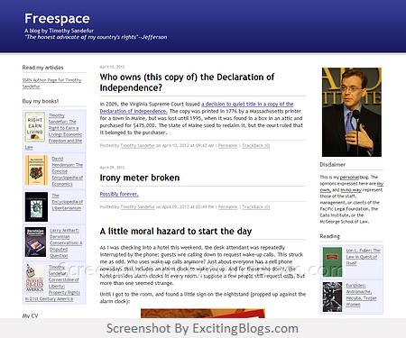 Freespace - Click to visit blog:  http://1.33x.us/HZ56jk