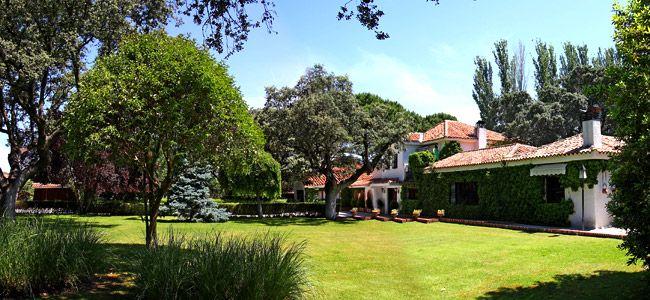 La Hacienda De Villanueva Jardines Galerias Disenos De Casas Jardines