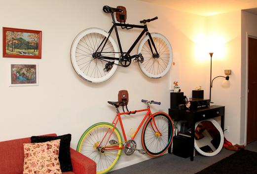 Bicycle Storage Diy Custom Bike Storage Diy Indoor Bike Storage