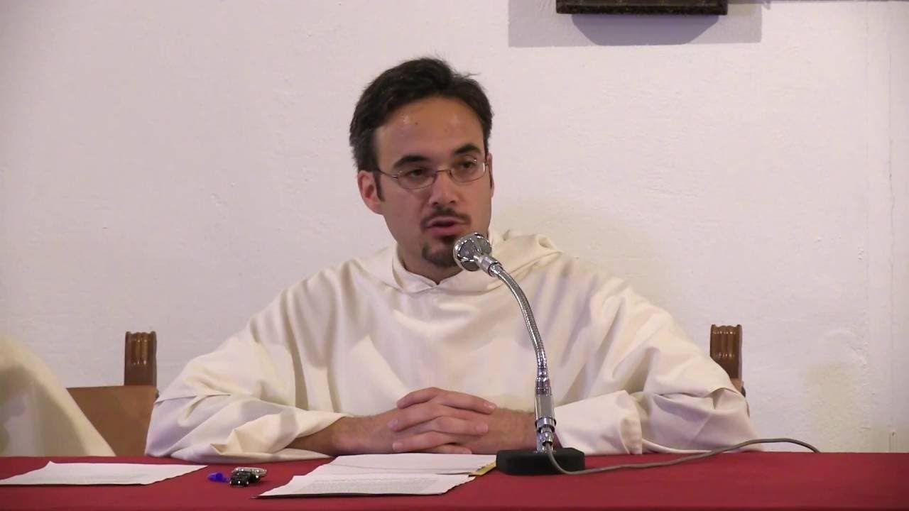 Fr. Miguel de Burgos, instituido Maestro en Sagrada Teología