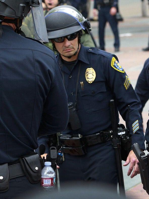 Sexy Cop-Männer