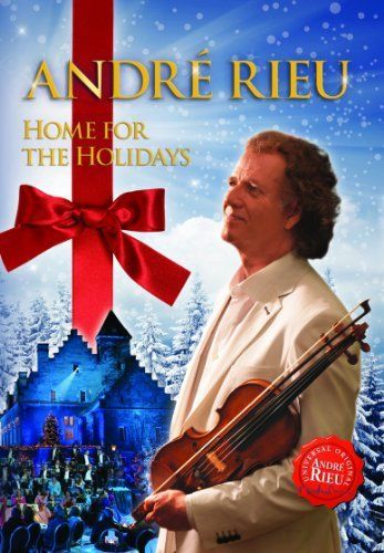 Andre Rieu Home For The Holidays Dvd 2012 With Images Andre