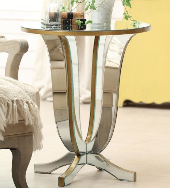 Glass side tables for living room with luxury table legs | Decolover ...