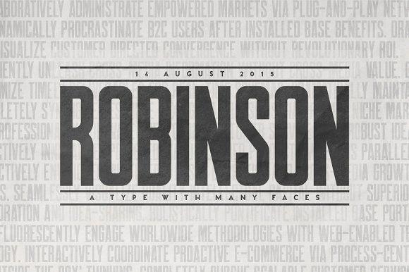 Robinson Typeface Vintage Fonts Vintage Fonts Free Lettering