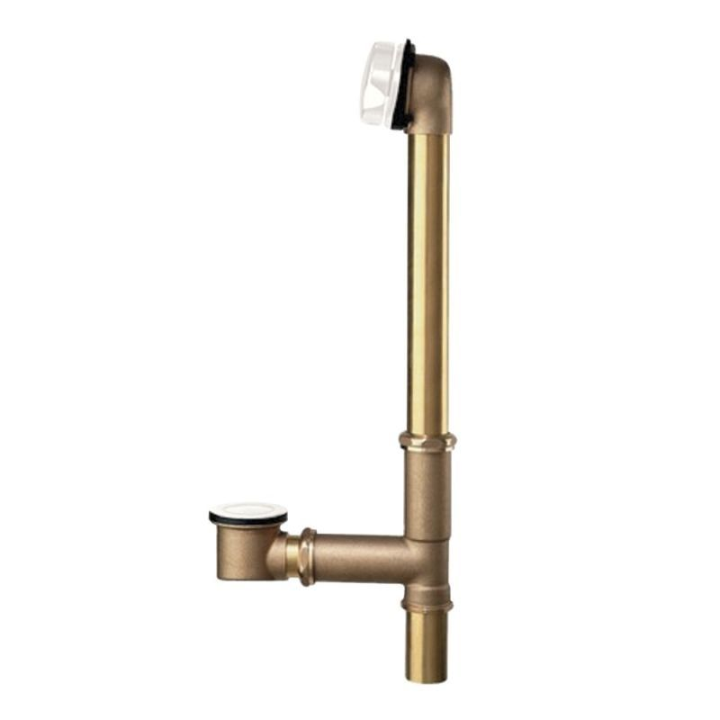 "Hansgrohe 6646000 1//2/"" NPT Rough In for 4 Hole Roman Tub Filler"