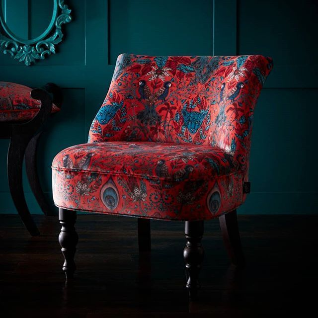 Heres Another One Of The Stunning Chairs From Emma J