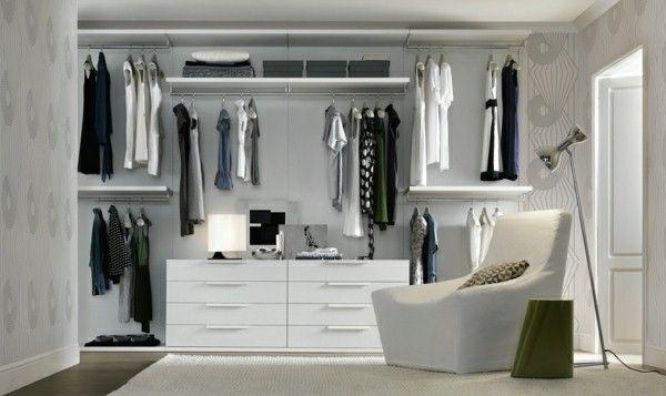 Ankleiderzimmer luxury wardrobe accessible 1 Pinterest Luxury