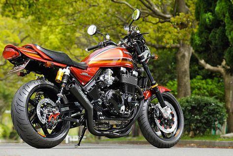 Kawasaki GPZ750   Sportbikes, Kawasaki motorcycles