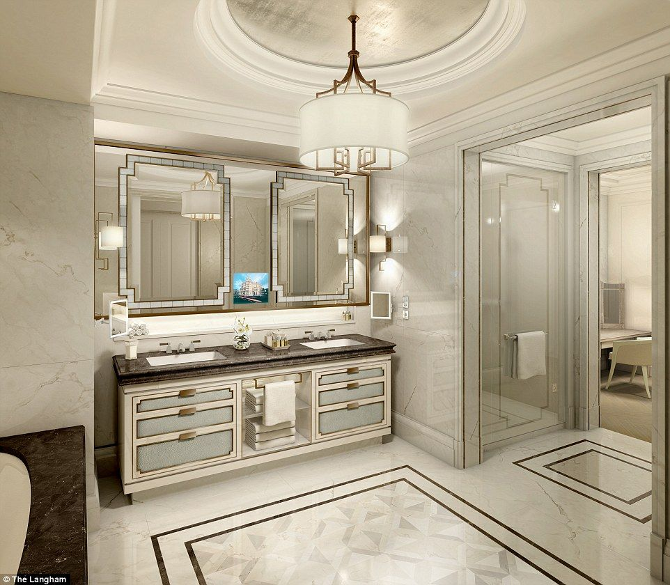 Go Inside The Langham London's £24,000 A NIGHT Penthouse Suite
