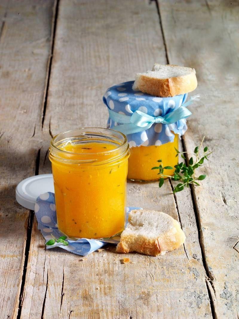 Fruchtaufstrich Gelbes Geheimnis