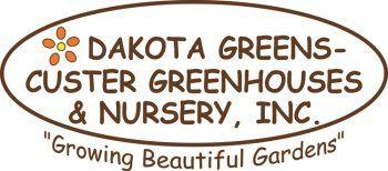 """Events - Dakota Greens  12"""" Hanging Basket Gift Certificate Sale.  Visit our website for details under current promotions page!"""