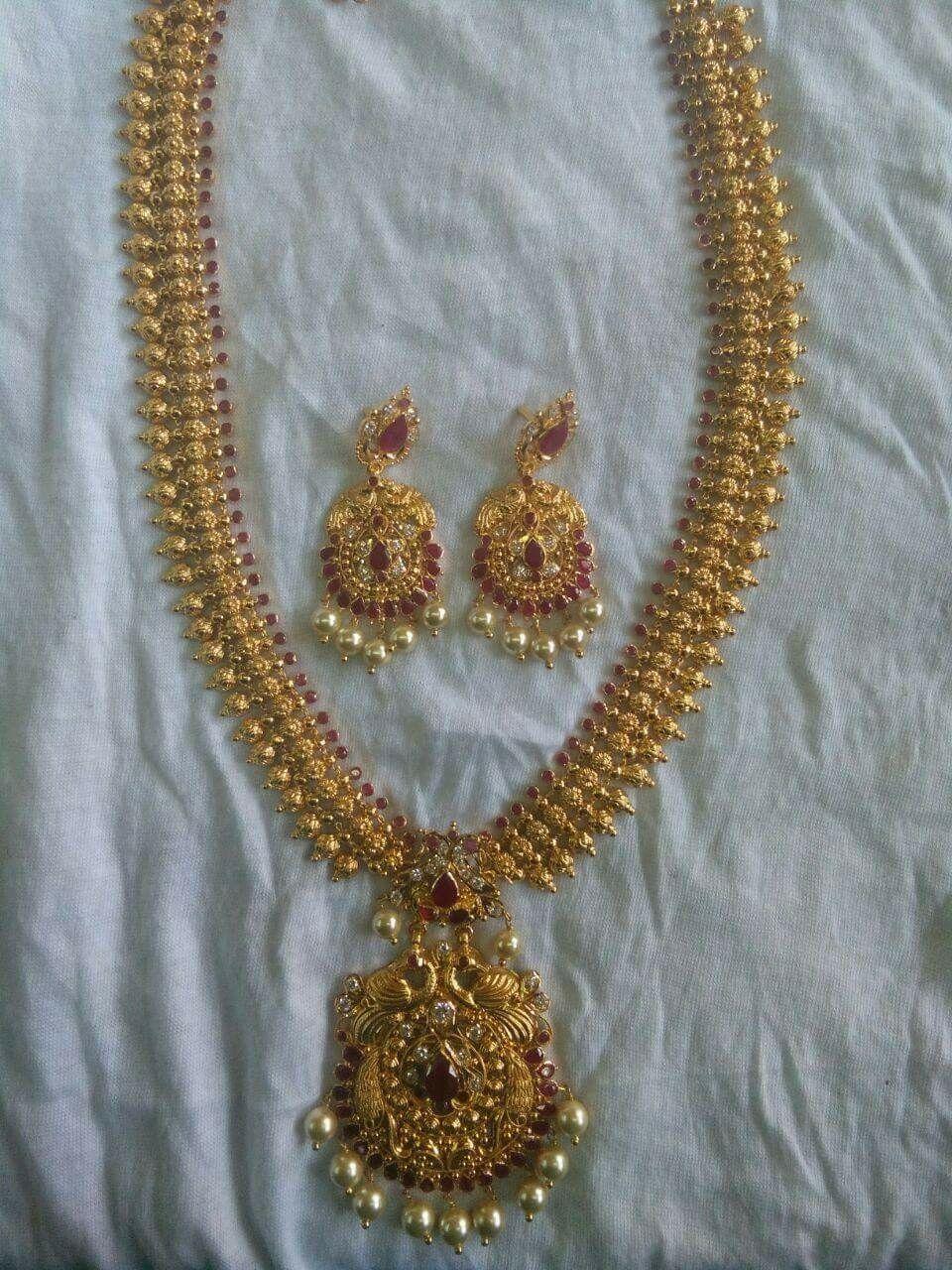 Goldjewelleryharam Bridal Gold Jewellery Gold Necklace Designs Gold Necklace Indian Bridal Jewelry