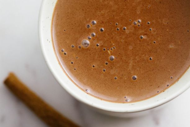 MEXICAN HOT CHOCOLATE (CROCK POT OR STOVE TOP)