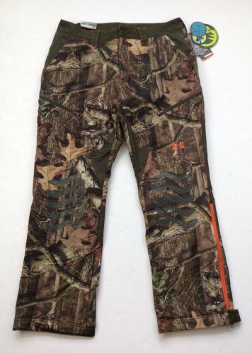 Mens Camouflage Mossy Oak Break-Up Waterproof Camo Trousers