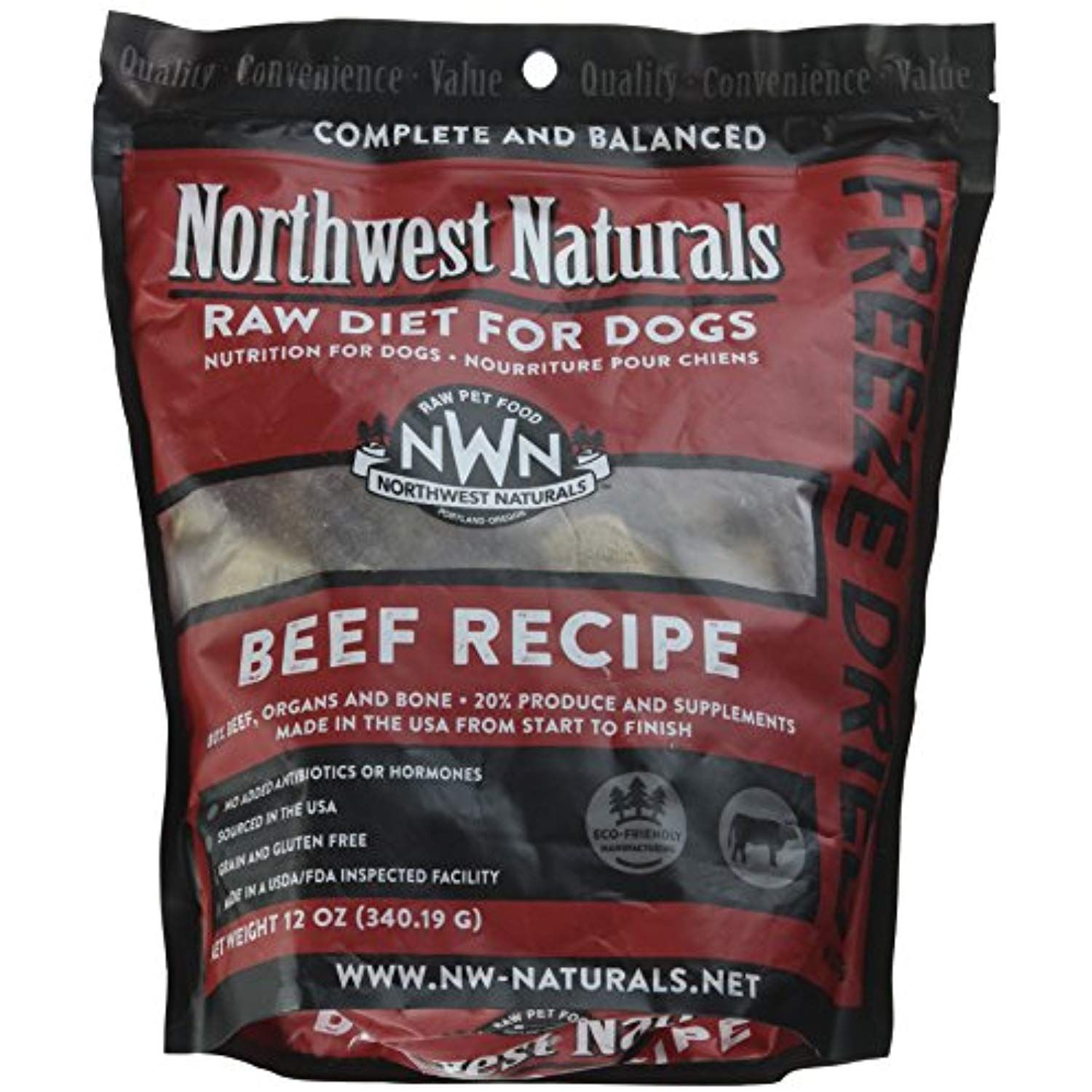 Northwest Naturals Raw Rewards Freeze Dried Nuggets