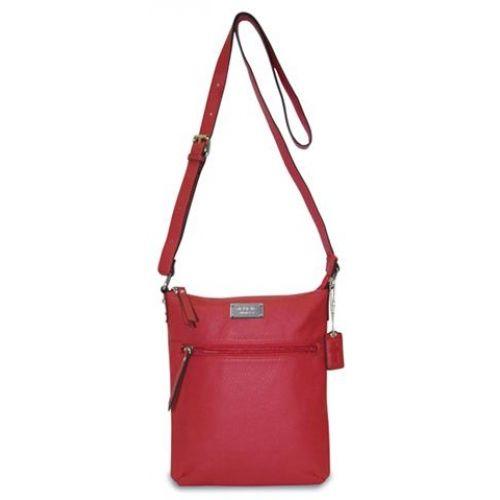 Cross Body Bag Red