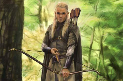 Legolas Lord Of The Rings Full Body