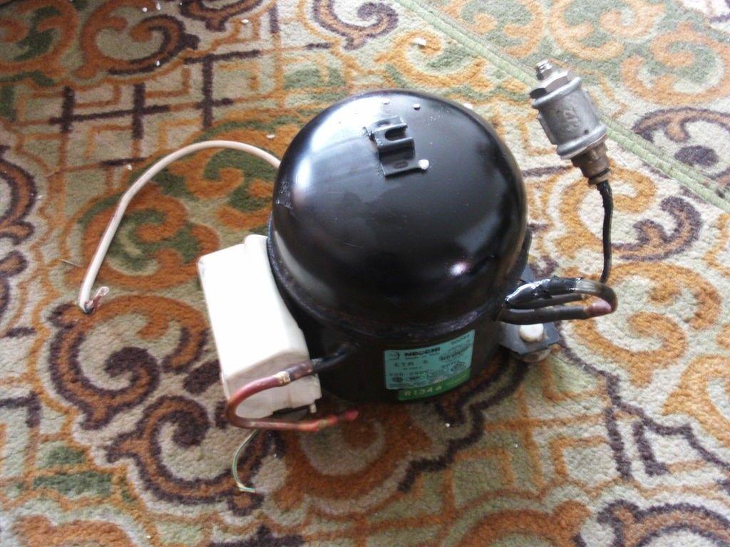 Air Compressor by kerimil Homemade air compressor