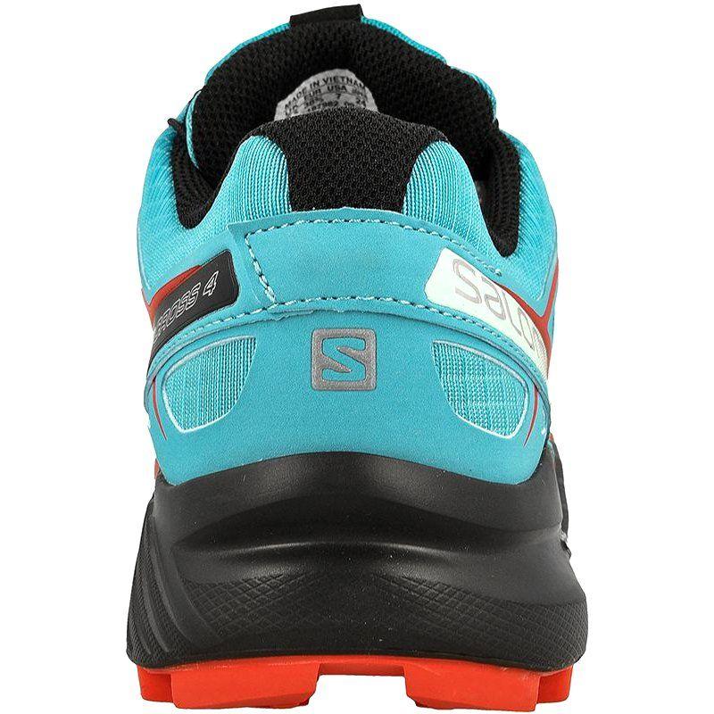 Buty Biegowe Salomon Speedcross 4 W Niebieskie Dc Sneaker Sneakers Shoes