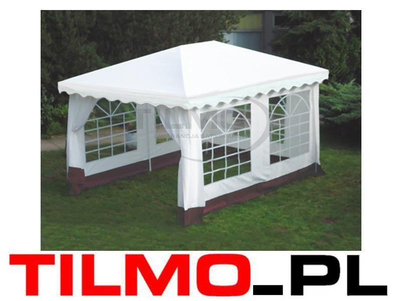 Wyprzedaz Pawilon Namiot Ogrodowy 3x4m Promocja 3505363899 Oficjalne Archiwum Allegro Gazebo Outdoor Structures Outdoor