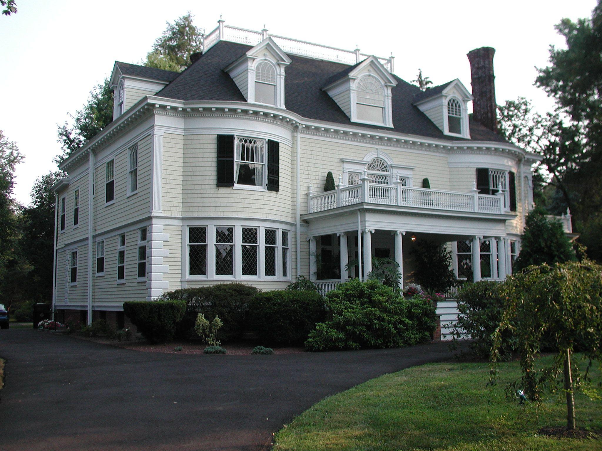 Van Wyck Brooks District Plainfield, NJ Victorian homes